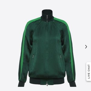 Women's green Valentino jacket